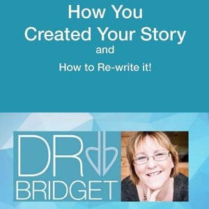 Cover How You Created Your Story and How to Re-write it!