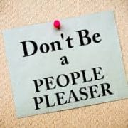 People pleasing doesnt work