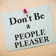 People pleasing doesnt work