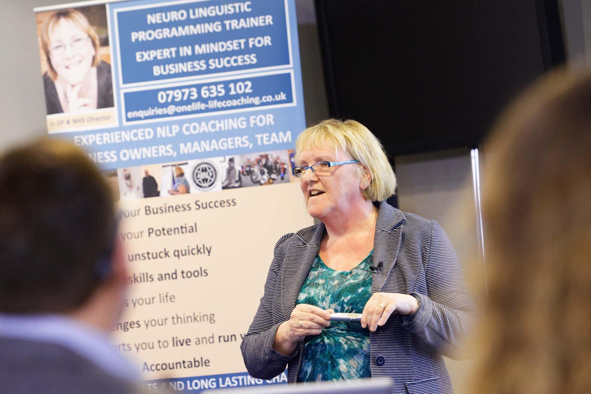 Dr Bridget - Business Success Training
