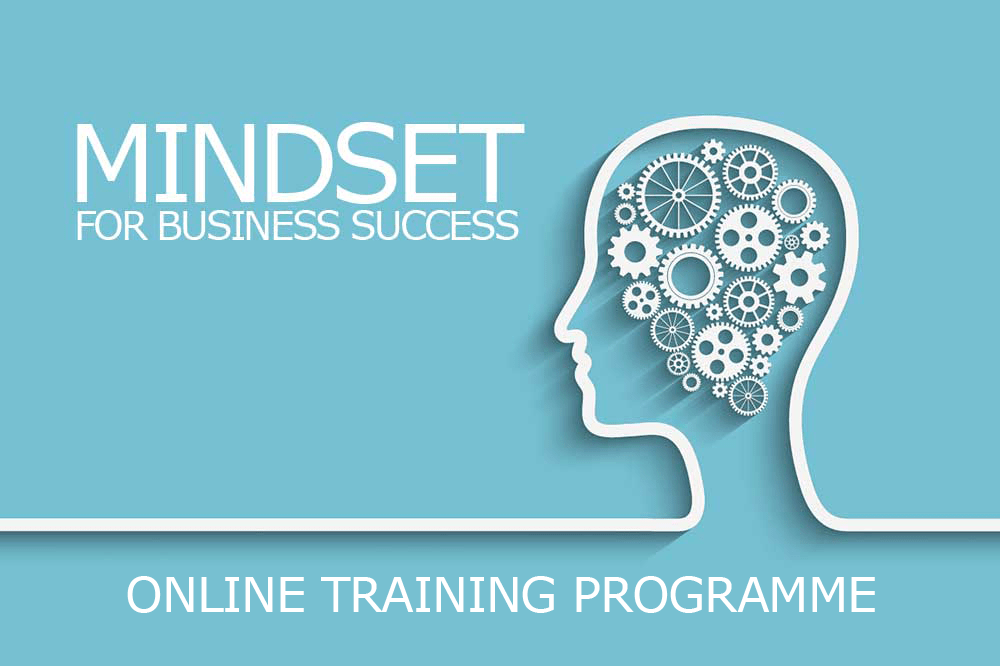 Mindset for business Success - Online Training