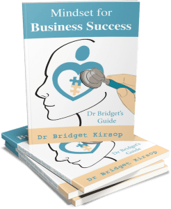 Mindset For Business Success Book 3D