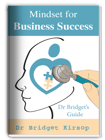 Mindset For Business Success Book